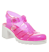 JuJu Babe Hi Juju Jelly ROSE WHITE