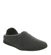 Mahabis Classic LARVIK DARK GREY BLACK SOLE