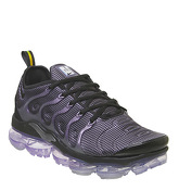 Nike Vapormax Air Vapormax Plus BLACK BLACK DARK GREY ALUMINUM SPACE PURPLE