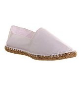 Office Solemate Espadrille WHITE CANVAS
