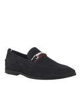 Ben Sherman Rue Loafer NAVY SUEDE