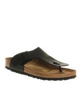 Birkenstock Ramses Thong Sandals BLACK