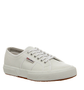 Superga 2750 WHITE LEATHER