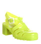 JuJu Babe Hi Juju Jelly FLURO YELLOW