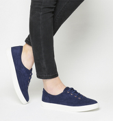 Office Freda Lace Up NAVY