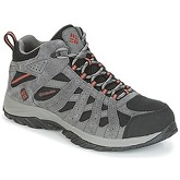Columbia  CANYON POINT MID WATERPROOF  men's Walking Boots in Grey