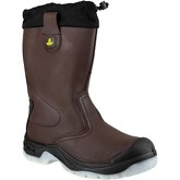 Amblers Safety  FS219  men's High Boots in Brown