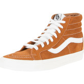 Vans  Men's Sk8-Hi Reissue Retro Sport Trainers, Orange  men's Shoes (High-top Trainers) in Orange