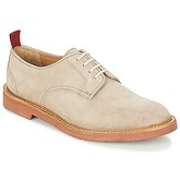 Ben Sherman  OHNS 4 EYELET DERBY  men's Casual Shoes in Beige