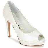 Marian  NACARRA  women's Court Shoes in White