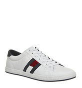 Tommy Hilfiger Flag Sneaker WHITE BLUE RED