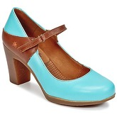 Art  HARLEM  women's Court Shoes in blue