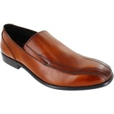Base London  Harrison  men's Slip-ons (Shoes) in Brown