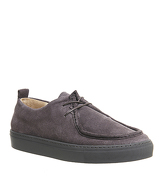 Northern Cobbler Pike Cupsole GREY SUEDE