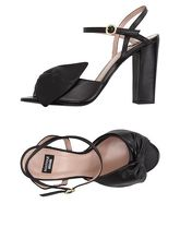 BOUTIQUE MOSCHINO FOOTWEAR Sandals