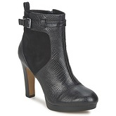 Bronx  OHIO  women's Low Ankle Boots in Black