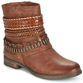 Bullboxer  STACEY  women's Mid Boots in Brown