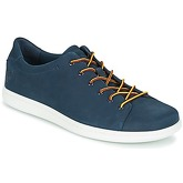 Timberland  COURT SIDE LEATHER OX  men's Shoes (Trainers) in Blue