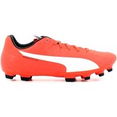 Puma  103271 Scarpa calcio Man Orange  men's Trainers in Orange