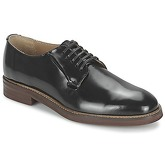 Ben Sherman  REZI POSTMAN DERBY  men's Casual Shoes in Black