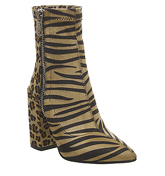 Ego Lucian Boot MIXED ANIMAL PRINT