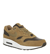 Nike Air Max 1 BAROQUE BROWN GOLDEN BEIGE