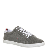 Tommy Hilfiger Long Lace Sneaker LIGHT GREY