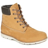 Casual Attitude  GLORIL  men's Mid Boots in Yellow