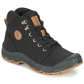 Aigle  TENERE LIGHT  men's Shoes (High-top Trainers) in Black