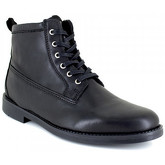 J.bradford  Low Boots  Black Leather JB-TIGNES  women's Low Boots in Black