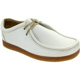 Base London  Genesis  men's Loafers / Casual Shoes in White