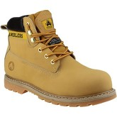 Amblers Safety  FS7  men's Mid Boots in Yellow