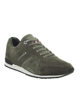 Tommy Hilfiger Iconic Leather KHAKI