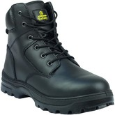 Amblers Safety  FS84  men's Mid Boots in Black
