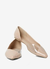 Womens Nude 'Haydie' Pumps- White, White
