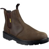 Amblers Safety  FS128  men's Mid Boots in Brown