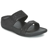 FitFlop  WELLJELLY ZSLIDE SANDAL  women's Mules / Casual Shoes in black