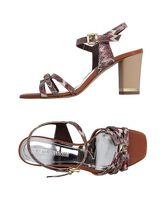 LORETTA PETTINARI FOOTWEAR Sandals