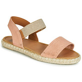 Pataugas  EGEE  women's Sandals in Pink