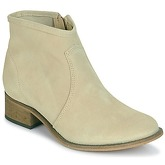 Betty London  NIDIA  women's Mid Boots in Beige