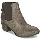 SPM  GIRAFE  women's Low Ankle Boots in Beige