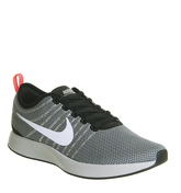 Nike Dualtone Racer PALE GREY BLACK SOLAR RED WHITE