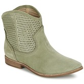 Geox  ELIXIR E  women's Mid Boots in Green