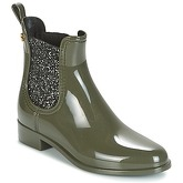 Lemon Jelly  SARDENHA  women's Mid Boots in Green