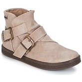 Blowfish Malibu  FRAPPE  women's Mid Boots in Beige