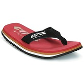 Cool shoe  ORIGINAL  men's Flip flops / Sandals (Shoes) in Red