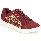 Banana Moon  RACLO  women's Shoes (Trainers) in Red