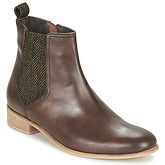 Ravel  JOHNSON  women's Mid Boots in Brown