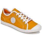 Pataugas  BAHER-T-OCRE  women's Shoes (Trainers) in Yellow
