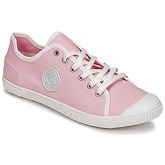 Pataugas  BAHER-T-ROSE  women's Shoes (Trainers) in Pink